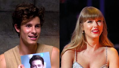 Shawn Mendes says he doesn't trust Taylor Swift's boyfriend Joe Alwyn because his eyes are too blue