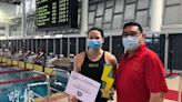 游泳 何詩蓓連破兩項香港紀錄 200自進佔史上第12快 (11:57) - 20210418 - 體育