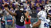 Fantasy football rankings for Week 6: Lamar Jackson showing off his arm