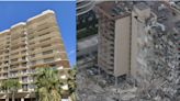 Before-and-after images of the Florida condo collapse show the severity of the disaster
