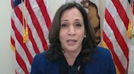 Sen. Harris: Decision to hold a hearing is reckless; if ObamaCare is ended millions will lose health care