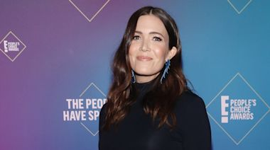 Mandy Moore Says She Was Too Sick To Eat During Early Pregnancy