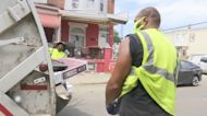 Sanitation official says workers have PPE, increase in trash is the problem