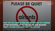 TikTok slams Airbnb after woman posts her 'nightmare' accommodations