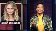 Amber Says What: Chrissy Teigen Quits Twitter, Dr. Oz Hosts Jeopardy