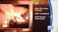 Battle Continues Against Dixie And Tamarack Fires