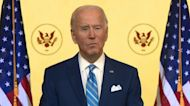 Biden mispronounces religious terms in Thanksgiving address