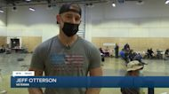 COVID vaccination clinics conducted for veterans and educators in Helena