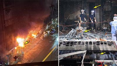 城中城大火46人喪命 醫師點出「這」關鍵原因造成多數人死亡