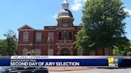 Dozens of potential jurors in Capital Gazette case to return Friday