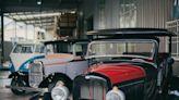 客製化看準商機 全球最大古董車復刻王「合擎」工廠