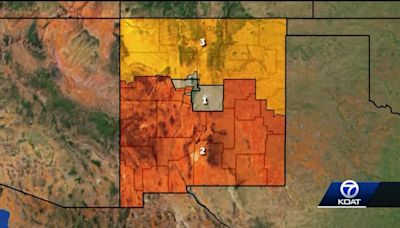 Redistricting in New Mexico