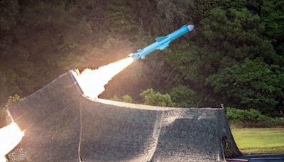 台灣將生產「雄二E」導彈 專家推測主攻共軍飛彈陣地