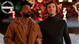 See first-look photos of Netflix's first gay Christmas movie Single All the Way