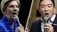 Warren, Yang make gains with youth vote