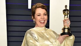 This is how Olivia Colman got *so* famous