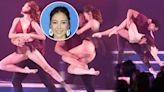 ViuTV五周年台慶丨《造星III》Alina性感透視裙晒舞 打底褲移位疑走光 | 蘋果日報