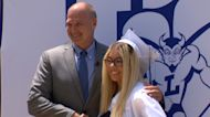 Leominster High School recreates graduation for student who missed ceremony due to COVID-19
