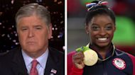 Sean Hannity defends athletes battling mental health struggles