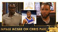 JaVale McGee on Chris Paul: He'll lead us to the Finals again I Club Shay Shay