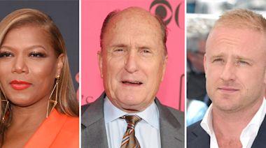 Queen Latifah, Robert Duvall & Ben Foster Join Adam Sandler In Netflix Sports Movie 'Hustle'