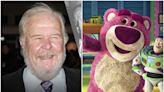 最討人喜愛的反派⋯《玩具總動員3》「熊抱哥」配音演員逝世