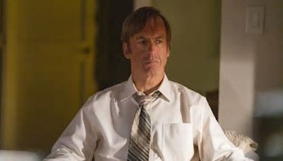 Bob Odenkirk back at work on 'Better Call Saul'