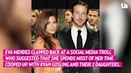 Eva Mendes Jokes Parenting Is Like Running a B&B With 'Aggressive' Guests