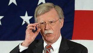 前白宮安全顧問波頓主張承認台灣是國家 發展台日韓美四方對話