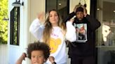 Allison Holker, Stephen 'tWitch' Boss Have Dance Party with Kids Zaia, 20 Months, and Maddox, 5