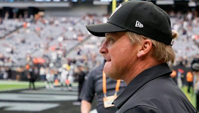 Why did the Jon Gruden situation come to a head when it did?