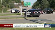 Officials determine suspicious package located at Merrimack outlets was not a threat