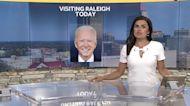 North Carolina: President Joe Biden to tout COVID-19 vaccines in Raleigh