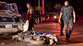 Visalia police investigate third motorcycle wreck in less than a week