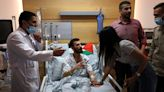 Fears for Palestinian hunger strikers protesting imprisonment