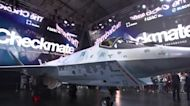 Russia unveils new fighter jet viewed as direct competitor to America's F-35
