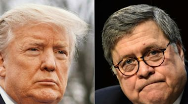 Opinion: Barr debunked Trump's election-fraud lies. Will Republicans finally accept the truth?