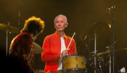 Charlie Watts drops out of Rolling Stones' upcoming U.S. tour