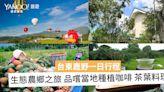 【Bookmark定】大自然之旅 台灣生態農鄉遊 台東鹿野一日行程