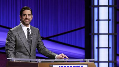 Aaron Rodgers on 'Jeopardy!': Could he really be the permanent host?