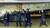 Top Trump officials secure first major win in blitz to stall Biden's agenda