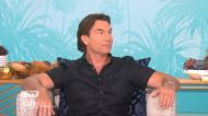 The Talk - Jerry O'Connell and Justin Baldoni Discuss Gates Divorce Announcement