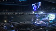 Lakewood Church holds first in-person service in months