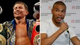 Chris Eubank Jr wants GGG bout 'as soon as possible' amid £5m Saunders talk