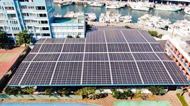裕隆進軍綠能校園 裕電能源打造全台第一座「陽光球場」 | 蘋果新聞網 | 蘋果日報