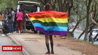 Gay refugees sent back to 'homophobic Kenya camp'
