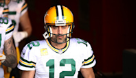 Aaron Rodgers reportedly lands in Green Bay in time for Packers training camp