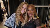 Caroline Wozniacki Attends Fellow Tennis Star and 'Bestie' Serena Williams' Fashion Week Show