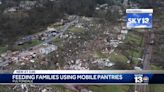 Community Food Bank of Central Alabama plans to feed Fultondale families impacted by tornado