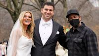Denzel Washington Is the Perfect Addition to This Unsuspecting Couple's Wedding Photo - E! Online